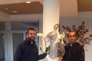 Świadectwo kleryków Gonzala Moreno iCarlosa Ballbé: Powołanie kapłańskie owocem Medziugorja