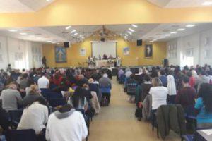 Spotkanie Prowadzących Centra Pokoju, Grupy Modlitewne iCharytatywne
