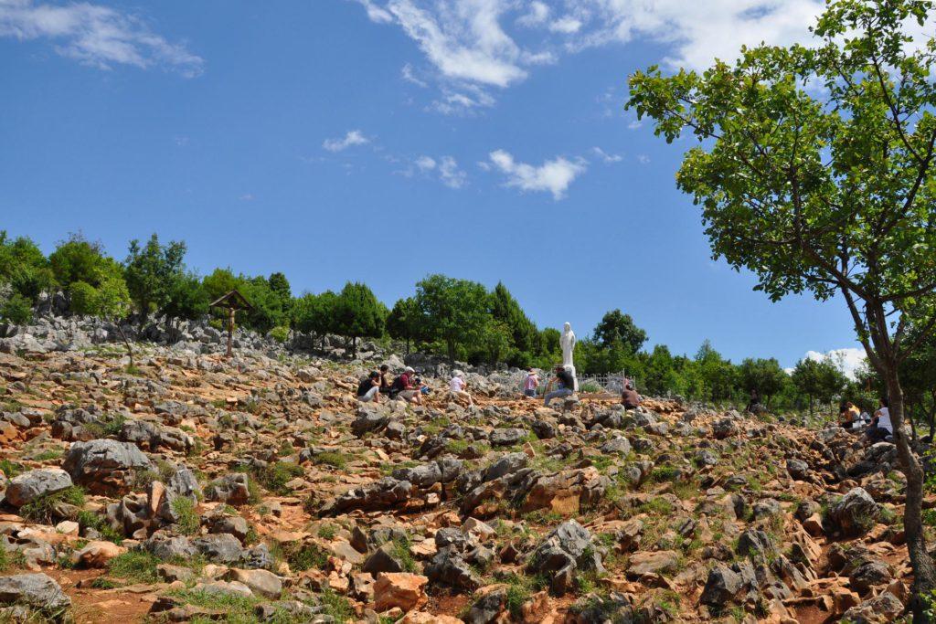Góra Objawień - Podbrdo